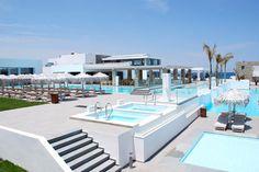 Diamond Deluxe Hotel, Santorini #honeymoon-hotels