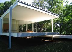 Farnsworth House Architect: Mies Van Der Rohe