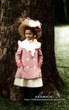 Grand Duchess Tatiana...