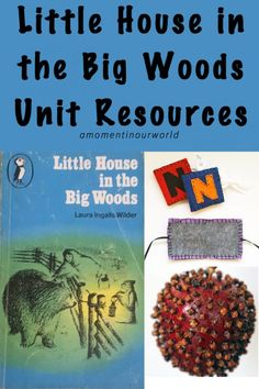 This is a massive list of the best Little House in the Big Woods resources you will find anywhere. A great way to start studying the Little House Series. Laura Wood, Balanced Literacy, Special Education Classroom, Classroom Activities, Kid Activities, Classroom Ideas, Book Study, House In The Woods, Simple Living