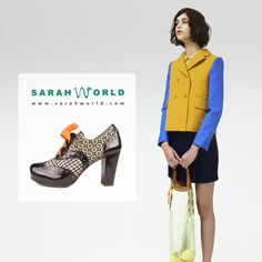 #sarahworldbysn #swinginglondon #ecocool #ecochic #ecofashion #misterio #sorpesa #streetstyle  #sixties #madeinspain #handmade