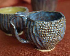 Pinch Pot Tea Cup