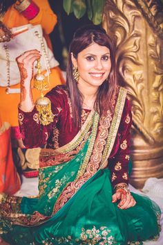 Out-Of-The-Box Wedding themes Wedding Themes, Laughter, Dress Up, Sari, Indian, Traditional, Weddings, Box, Pretty