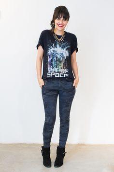 Moda Custom: Novidade: Camiseta #FS Fashion Sul