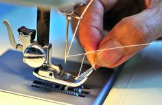Sew Anytime of Day: Finding the Best Lighting and Magnifiers for Sewing