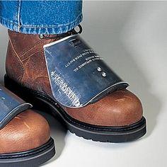 Metguard Metatarsal Protector Footwear Attachment Shoe