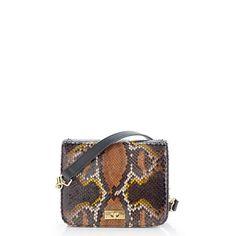 Little Edie purse in python - bags - Women's new arrivals - J.Crew