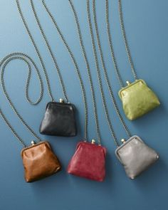 Hobo Vintage Leather Purses from Garnet Hill