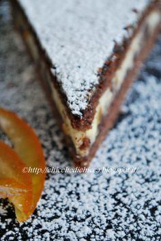 Le chicche di chicca: Crostata al Cacao e Ricotta