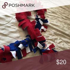 Philadelphia Phillies scarf Purchased at Phillies Games years ago Philadelphia Phillies Accessories Scarves & Wraps