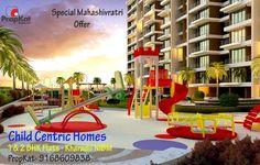 Special #Mahashivratri Offer   Child Centric Home 1 & 2 BHK Flats -Kharadi /NIBM  #PropKat- 9168609838 #ChildCentricHome #Pune #FlatsInPune