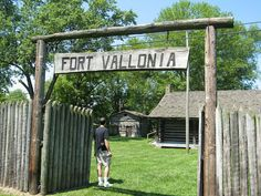 Fort Vallonia, Indiana