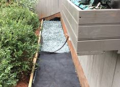 Reynolds Contracting offers personalized earthwork services & creative drainage solutions in Central Virginia.Call 434-293-6724 today for an estimate! Drainage Solutions, Creative