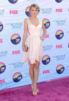 Taylo Swif  - Teen Choice Awards 2012