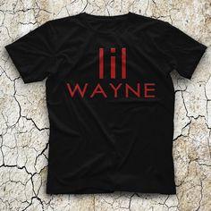 Lil Wayne Black Unisex T-Shirt - Tees - Shirts Lil Wayne T Shirts, Apparel Clothing, High Quality T Shirts, Tee Shirts, Tees, Shirt Price, Types Of Shirts, Rap, Hip Hop