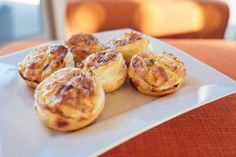 Bacon and Egg Quiche Savouries - nzgirl