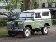 Awesome Land Rover!