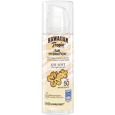 Sun Protection & Tanning 180 Hawaiian Tropic Silk Hydration Air Soft After Sun Lotion Coconut Papaya