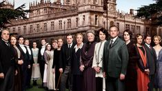 These books have everything that fans of Downton Abbey crave: masters and servants, family secrets, forbidden romances & more!