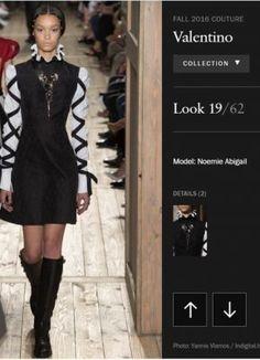 More Designin' December entries! Valentino, Spring Summer 2018, Versace, December, Formal, Collection, Black, Dresses, Fashion