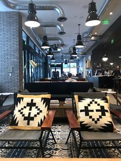 Checking In: The Canopy Hilton - Portland, Oregon - Restaurant Design, Restaurant Bar, Portland House, Portland Oregon, Pacific Northwest Style, Rose City, Travel Design, Modern Spaces, North West