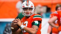 No. 18 Miami taps Malik Rosier as starting quarterback - ESPN