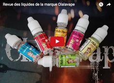 Retrouvez grâce au Youtubeur Chris Vaps une review complete de notre gamme Olala Vape ! Merci beaucoup Chris ! Lien en description