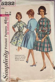 i HAVE THIS Simplicity 5232