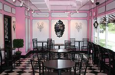 Interior, Sugarbaby's Cupcake Boutique, 3310 S. Shepherd Dr., Houston