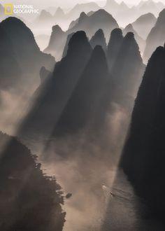 Proximidade de Gullin, leste da China - Kion J. - National Geographic