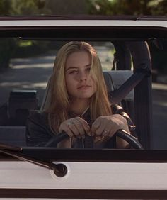 — Alicia Silverstone as Cher in Clueless