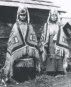 Tsimshian First Nation People