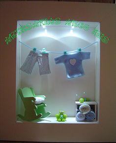 Cuadro infantil con luces modelo Francisco ♥