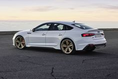 2020 Audi RS 5 arrives with fresh looks but no extra power Rs5 Coupe, Audi A5 Coupe, Audi Rs5 Sportback, 20 Inch Wheels, Dream Car Garage, Rs 5, Sport Seats, Audi Sport, Cars