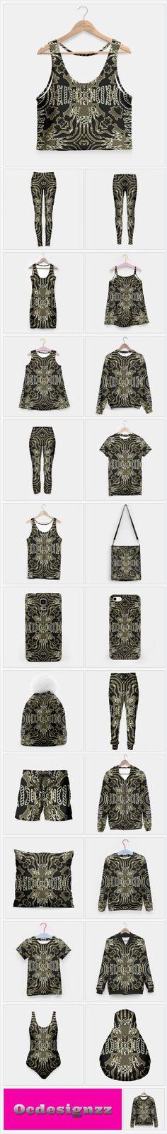 Golden Zebra Print Tribal Fashion Collection!  📸 Shop Our Instagram Pinned  🚨Direct Link 🚨  https://liveheroes.com/en/product/show/514029 #fashion #shopping #kidsclothing #womensfashion #mensfashion #yogapants #fitnesswear #totebag #liveheroes #ocdesignzz https://liveheroes.com/en/product/show/514029