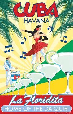 Havana ~ Cuba ______________________________ Les Caraïbes ~ The Caribbean