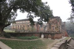 The British Residency Lucknow