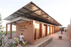 Centre for Earth Architecture - Kere Architecture - en.presstletter.com