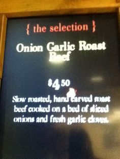 Onion garlic beef, don't sleep with me for a good reason.. (Hint: bad breath, LOL)
