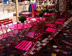 Pink Thessaloniki, Daily Photo, Chair, Pink, Furniture, Home Decor, Decoration Home, Room Decor, Home Furnishings