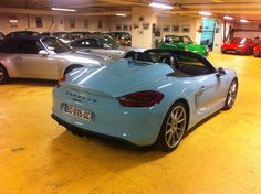 Finally my blue cloud....! - Page 3 - Rennlist Discussion Forums Boxster Spyder, Cabriolet, Car Colors, Blue Clouds, Car Car, Custom Cars, Porsche 911, Luxury Cars, Cool Cars