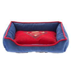 DC Comics™ Superman Cuddler Dog Bed | Beds | PetSmart
