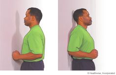 Shoulder flexor and extensor exercise Rotator Cuff Impingement, Rotator Cuff Stretches, Bursitis Shoulder, Advanced Nursing, Shoulder Rehab, Isometric Exercises, Physical Therapy, Occupational Therapy, Shoulder Workout
