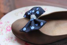 Des noeuds interchangeables pour les chaussures!! - les enchantées