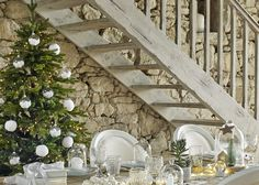 The country chic Christmas Maisons du Monde