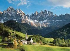 Revensburg - Fune Valley, South Tyrol, North Italy - Pixdaus