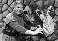 My other favourite TV Show was Friendly Giant (with Gerome the Giraffe and Rusty the Rooster)