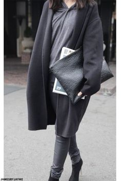 High Street To High End Pouches