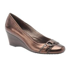 "Sofft Copper Wedges Gorgeous // Brand new with tags // Sofft ""Torino"" copper wedges // Size 7.5 // No trades Sofft Shoes Wedges"