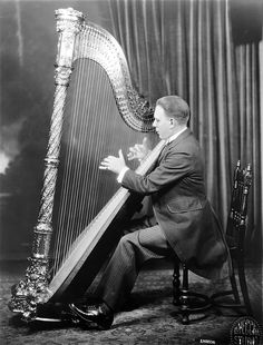 Culture for friends - VICTOR SALVI: THE ITALIAN WHO CHANGED THE WORLD OF THE HARP